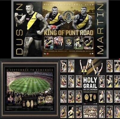 Richmond Package Deal! Holy Grail, September To Remember, King Of Punt Rd Prints