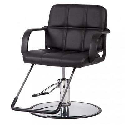 BestSalon Black Classic Hydraulic Barber Chair Salon Spa Beauty Equipment 5W