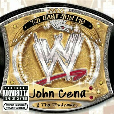 Cena, John - You Can't See Me - Cena, John CD IKVG The Cheap Fast Free Post The