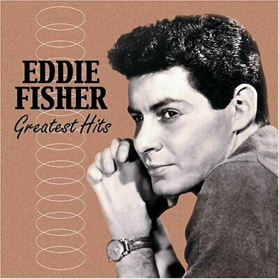 Eddie Fisher - Greatest Hits - Eddie Fisher CD 5AVG The Cheap Fast Free Post The