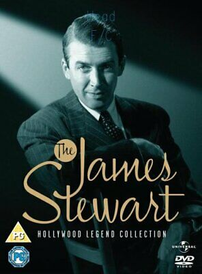 The James Stewart Hollywood Legend Collection [DVD] - DVD  N0VG The Cheap Fast