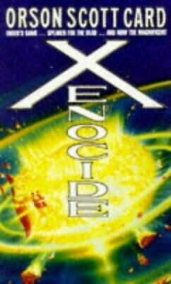 Xenocide: Book 3 of the Ender Saga by Card, Orson Scott Paperback Book The Cheap