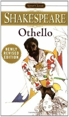 Othello (Signet Classics) by Shakespeare, William Paperback Book The Cheap Fast