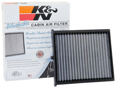 K&N VF2056 Cabin Pollen Air Filter fits Mazda 3, 6 and CX-5 Models