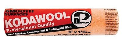"Premier Paint Roller R9KW2-14 ""KODAWOOL"" ROLLER COVER 9""x1/4"""