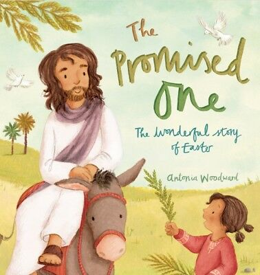 The Promised One: The Wonderful Story of Easter (Paperback), Wood...