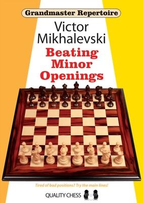 BEATING MINOR OPENINGS, Mikhalevski, Victor, 9781907982460