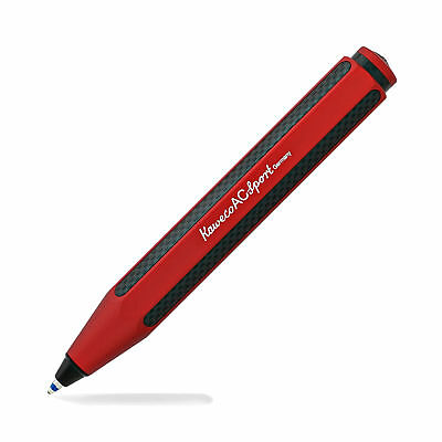 Kaweco AC Sport Ballpoint Pen - Carbon Red - New In Box 10000355