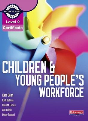 Level 2 Certificate for the Children and Young People's Workforce...