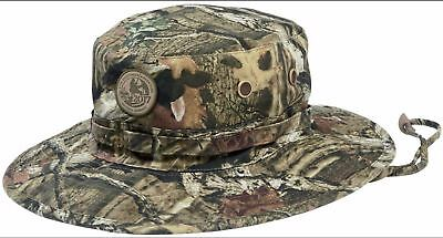 Boy Scout 2017 National Jamboree Logo Mossy Oak Camo Boonie Hat UPF 50 Size XL