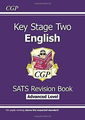 KS2 English Targeted SATS Revision Book - Advanced Level (for th... by CGP Books