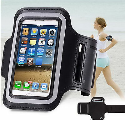 For iPhone 8plus Holder Waterproof Arm Band Fashion Workout Cover Sport Gym Case