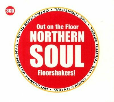 Various Artists - Out On The Floor: Northern Soul F... - Various Artists CD 3KVG