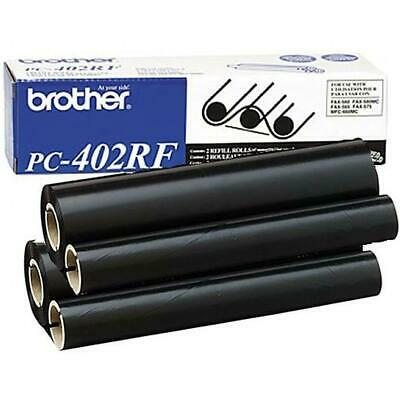 Brother 2-Pack of Refill Ribbon Rolls for PC-401 or PC-501 #PC402RF