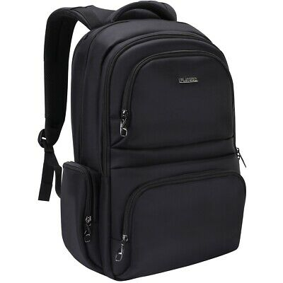 Platero Laptop Backpack Fits 15.6 Inch Computer Notebook Travel Rucksack Daypack