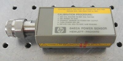 C148326 HP 8482A Power Sensor