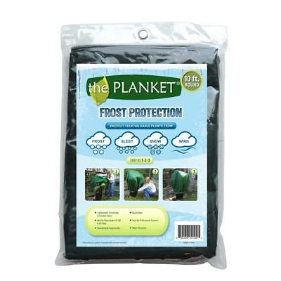New! The Planket Frost Protection Plant Cover 10 ft Round