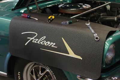 Original Fender Gripper FORD  Falcon With Gold Bird   The Best  Fender Cover