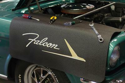 Original Fender Gripper Falcon With Gold Bird   The Best  Fender Cover