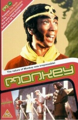 Monkey! - Episodes 25-27 [1980] [DVD] - DVD  PXVG The Cheap Fast Free Post