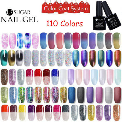 110 Colors 7.5ml Matte UV Gel Nail Polish Soak Off Manicure Gel Nails UR SUGAR