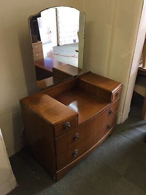 1930s dressing table
