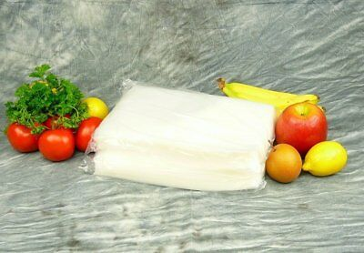 "200 8X12"" Quart 4mil Commercial FoodFreshing Food Vacuum Sealer Bags Money Saver"