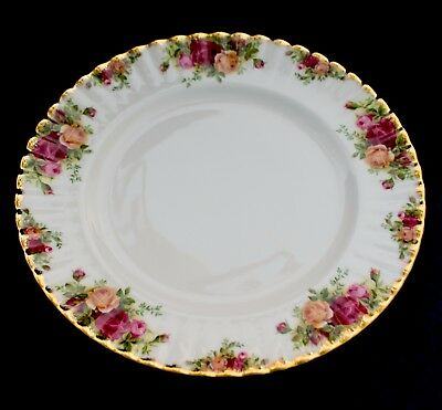 Dinner Plate (s) Old Country Roses China (England) by Royal Albert - Excellent