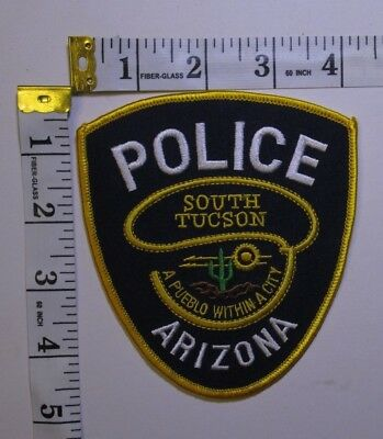 South Tucson Arizona Police Shoulder Patch