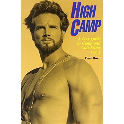 High Camp: v. 2: Gay Guide to Camp and Cult Films (High - Paperback NEW Roen, Pa