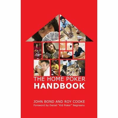 Home Poker Handbook - Paperback NEW Roy Cooke 2009-06-04