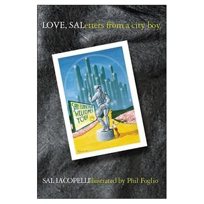 Love, Sal : Letters from a Boy in the City - Paperback NEW Sal Iacopelli,  2001-