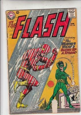 Flash, The 145 GD/VG 3.0 strict   Appearance - Weather Wizard     Free US