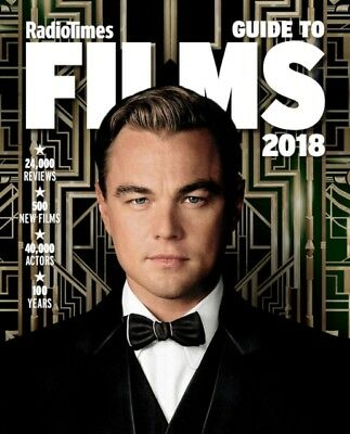 "RADIO TIMES GUIDE TO FILMS 2018, ""Radio Times"" Film Unit, 9780992..."