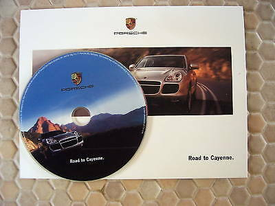 Porsche Official 356 911C4 911 Gt2 Cayenne Turbo Showroom Dvd 2005 Usa Edition