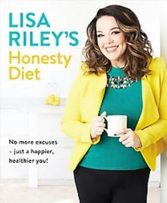 Lisa Riley's Honesty Diet - Riley, Lisa - New Paperback