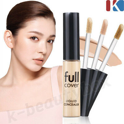 AMORE PACIFIC Full Cover Liquid Concealer 3Color Perfect Cover Concealer