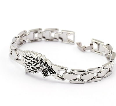 Game of Thrones Stark Wolf House Stark Bracelet Bangles A Song of Ice and Fire