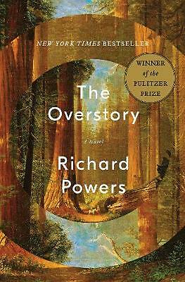 Overstory by Richard Powers (English) Hardcover Book Free Shipping!