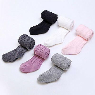 Baby Newborn Cotton Tights Pantyhose Warm Soft Baby Girls Stockings 0-4 Years