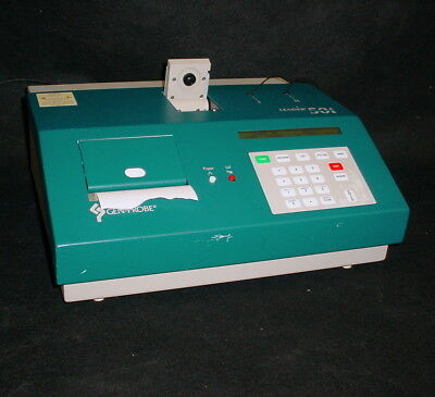 MGM Gen-Probe Leader 50i Probe Luminometer, Genetic Assay Luminescent, 115-230V