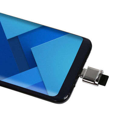 Micro USB OTG TF Micro SD Card Reader Adapter For Android Phones