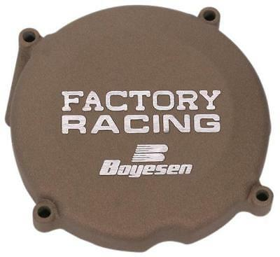 Boyesen Factory Racing Ignition Cover Magnesium Fits Honda CR250 1988-2001
