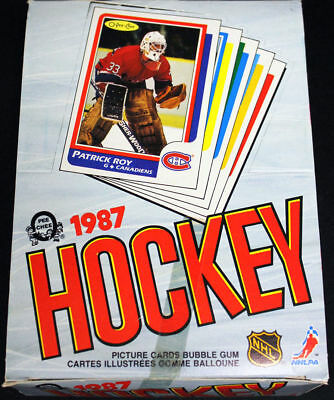 1986-87 O-Pee-Chee Hockey CHOOSE YOUR CARDS OPC Finish Set NM-MT+