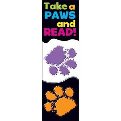Trend Take-a-paws And Read Bookmark - Encouragement Theme/subject - 36 Rectangle
