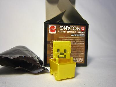 Minecraft Chest Series 2 Exclusive Gold Steve With Minecart Mini