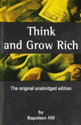 Think and grow rich NUEVO Brossura Libro  Napoleon Hill