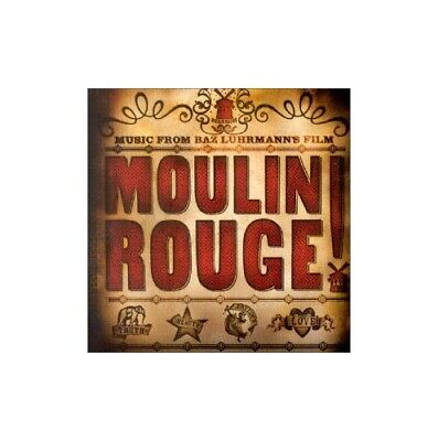 Original Soundtrack - Moulin Rouge - Original Soundtrack CD UYVG The Cheap Fast