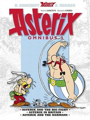 Asterix Omnibus 3: Asterix and the Big Fight, Asterix in Britain,...