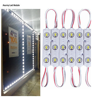 DC 12V COB LED Module IP65 Waterproof For Lighting Project Advertising With Lens